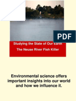 Environmental Science – Chapter 1 issues in the water that effect its environment