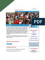 PublicSchoolOptions.org June 2013 Newsletter