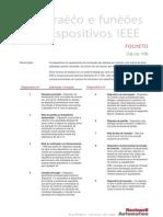 IEEE Numero Funçaõ Dispositivos