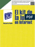Margarita Pradilla El Kit de Lucha en Internet
