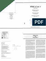 Física. Volumen 1 - Robert Resnick y David Halliday