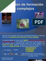 Formacion de Complejos2