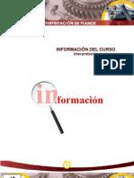 Info. Curso Interp. de Planos