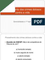 Procedimento+Dos+Crimes+Dolosos+Contra+a+Vida