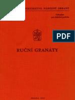 Del-27-2 Rucní granáty, Praha 1989