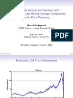 Commodity Derivatives Valuation