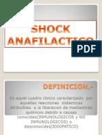 SHOCK ANAFILACTICO.ppt