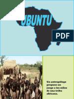 AFRICA, UBUNTU.pps