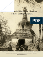 Vitali Studies on the History and Literature of Tibet and the Himalaya 3