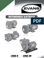 Mp Bombas Evans Centrifugas Electricas