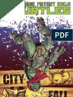 Teenage Mutant Ninja Turtles #22 Preview