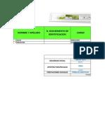 Nomina de de Liquidacion de Devengos,Deduciones y Apropiaciones