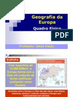Aula 10 - Geografia - Europa - Quadro_fisico
