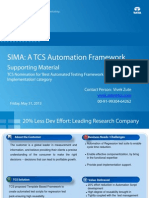 TCS_Nomination_1 - Best_Automated_Testing_Framework_ Design_ and_ Implementation - SIMA_A_TCS_Automation_Framework.pdf