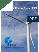 World wind energy report 2008