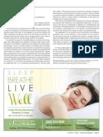 June Illinois Sleep Doctor