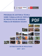 Programa Formulacion Perfiles RRSS