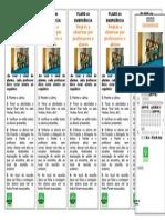 MARCADOR DE LIVROS﹣PT CN