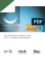 GTZ Guia Promo CdeV T.3 Promotores Gubern