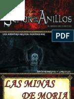 Reglas Minas Moria