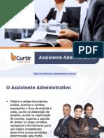 ADM - Assistente Administrativo