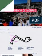 El Gran Premio de Mónaco 2013