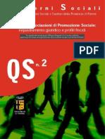 Guida Alle Associazioni Di Promozione Sociale