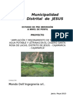 Pf Agua Potable Jesus Lacas Memoria Descriptiva Rev02