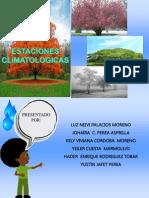 Estaciones Climatologicas