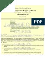Baseline Socio-Economic Survey Taez مسح اقتصادي اجتماعي قاعدي زراعة محمية تعز