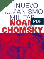 120342379 Chomsky El Nuevo Humanismo Militar