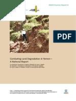 Land Degradation Report-OASIS-Yemen