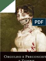 Blog - Orgulho Jane Austen - O&P e Zumbis