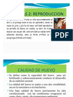 Reproduccion de Truchas - Diapositivas
