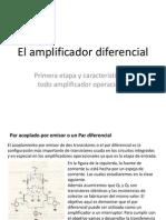 elamplificadordiferencial5clase-120228160801-phpapp01