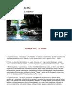 CAMINO DEL SER - 2012.docx