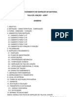 02 PIM - Tala de Junção