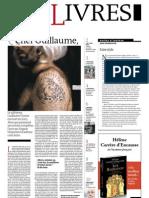 Supplément Le Monde des livres 2013.05.31