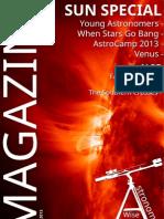 Astronomy Wise Magazine June 2013 Edition