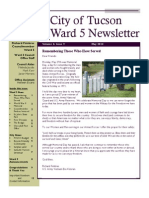 May 2013 Newsletter