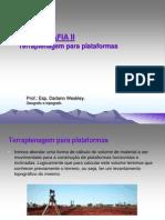 Plataforma e Terraplanagem