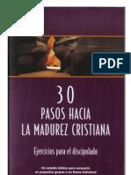 30+Pasos+Hacia+La+Madurez+Cristiana