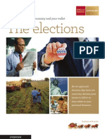 2012 Elections Report