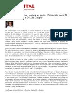 José Comblin - Entrevista sobre...