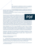 Acidificación y Fractura a pozos