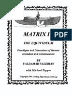 Valdamar Valerian - Matrix IV