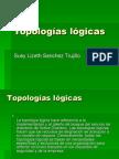 Topologías lógicas