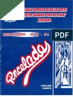 Pinceladas - Año III - N° 06 (Julio 2003)