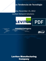 4.0 Leviton TIA ISO and Technology