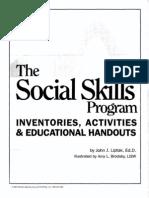 Social Skills Program